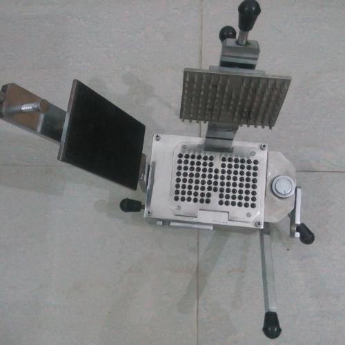 CAPSULE FILLING  MACHINE 100 G-1
