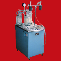 VACUUM BOTTLE  FILLING MACHINE D-4
