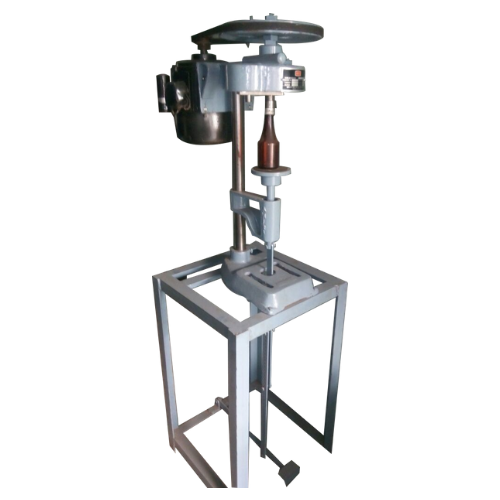 MOTORISED CAP SEALING MACHINE A-5