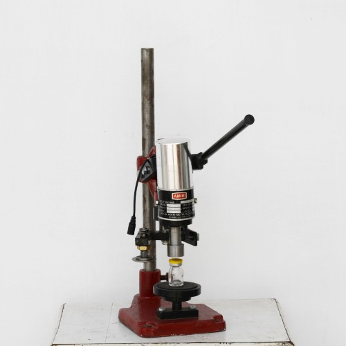 Vial Cap Sealing Machine<br> A-7